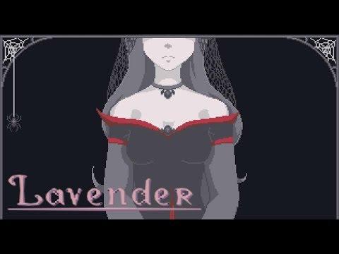 Lavender - ลูกสาวของแม่มด (RPG Maker )