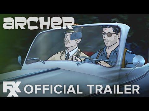 Archer | Season 9: Official Trailer [HD] | FXX