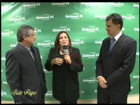 Bate Papo com Malvina Russo - Dr. Ali Mohamed Awada e Dr. Eduardo Figueiredo - 28/10/11
