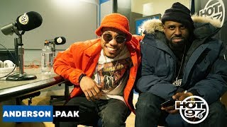 ANDERSON. PAAK | FUNK FLEX | #Freestyle122