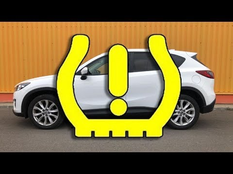 How To Reset Tire Pressure Monitoring System TPMS On Mazda CX5, Mazda 6, Mazda 3 In 4 Steps
