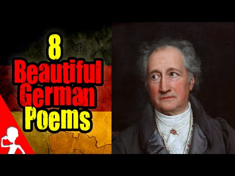 8 Beautiful German Poems | Get Germanized