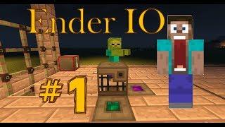 Ender IO - ПОГОДНЫЙ ОБЕЛИСК И МНОГОЕ ДРУГОЕ! Обзор модов №3.1