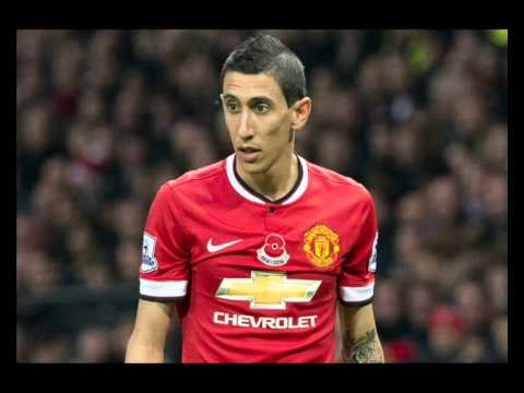 Angel Di Maria To Stay at Manchester United Despite PSG talk