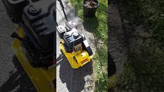 Vibrators Plate Compactor. June-04-2020 screenshot 3