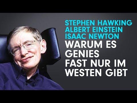 Warum es Genies wie Stephen Hawking fast nur im Westen gibt