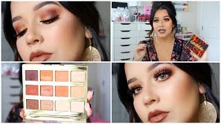 TARTELETTE TOASTED PALETTE | Go-To Fall Makeup Look!