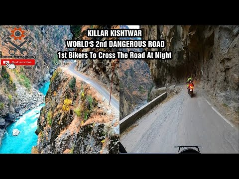 Killar Kishtwar Roadtrip Ep 2 I World's 2nd Dangerous Road
