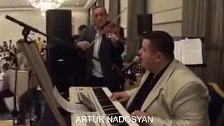 Artur Nadosyan Live Music with Gipsy Dance Show in Hotel Sheraton - Sofia