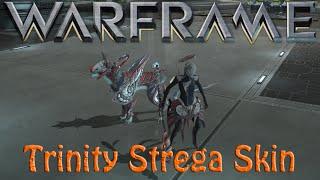Warframe - The Trinity Strega Skin Bundle