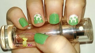 Halloween Monster Blood Nail Art Tutorial | Samantha Beauty Thumbnail