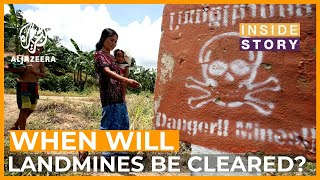 When will landmines be cleared? I Inside Story