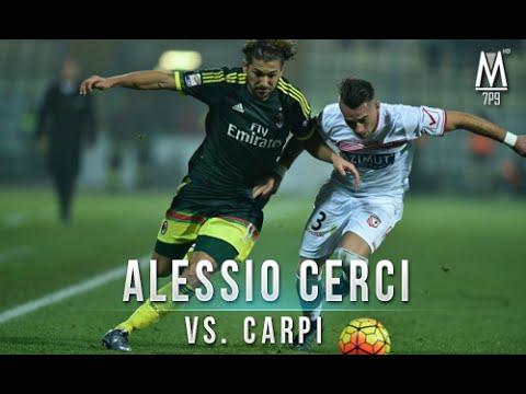 Alessio Cerci Vs. Carpi