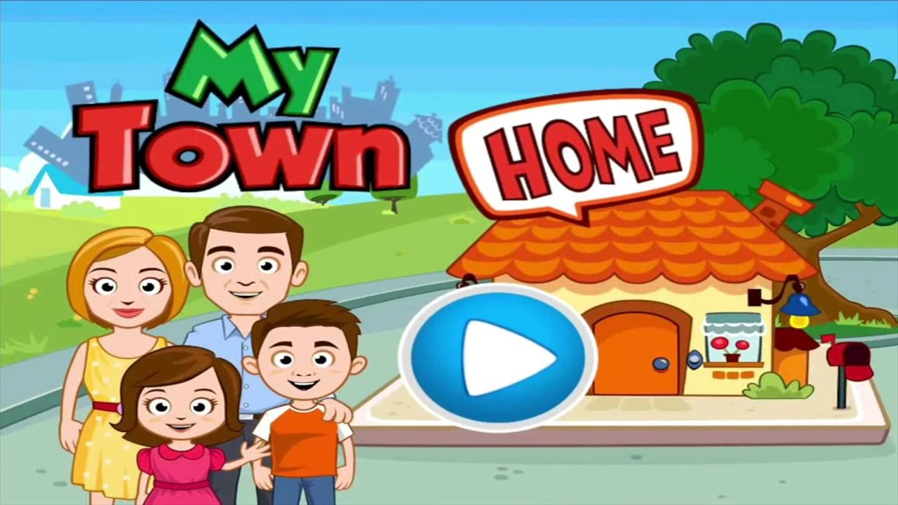 My Town Home Game Trailer Youtube