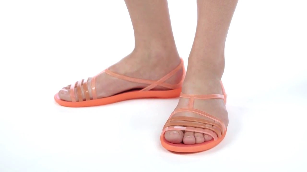 Isabella Flat Crocs eedzgGaJST