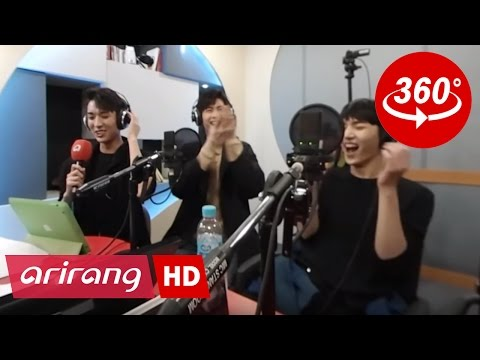360º  PENTAGON펜타곤  Super K-PopArirang Radio Part-1