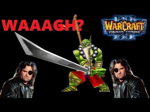 Warcraft 3: The Frozen Throne - Blademaster FFA with the LADS