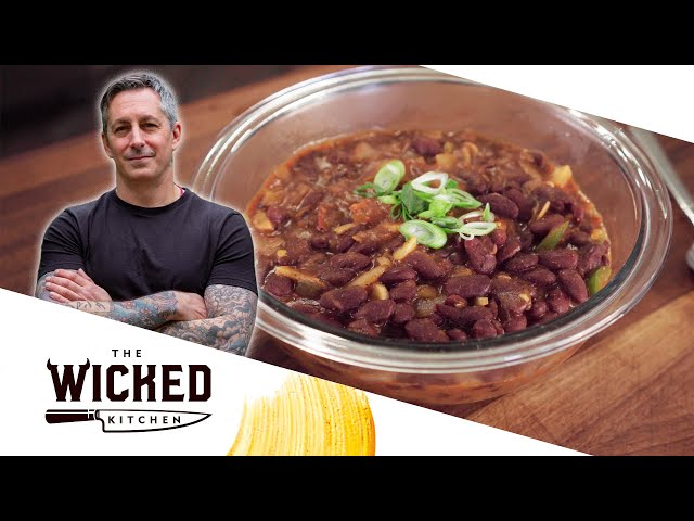 Quick Fire BBQ Beans | The Wicked Kitchen