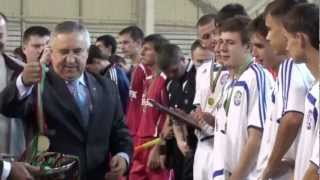 «КАМАЗ-М» - обладатель Кубка Татарстана 2012!