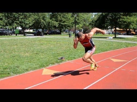 3 Best Tips For Running A 60-Meter Dash | Sprinting