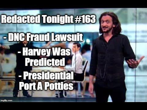Democratic Party is a Joke, Harvey was Predicted, Trump Hates Science [163]