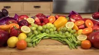 H-e-b: Eat The Rainbow With Bruce And Charlotte