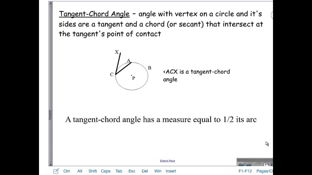 106 chord tangent secant angles youtube 106 chord tangent secant angles hexwebz Choice Image