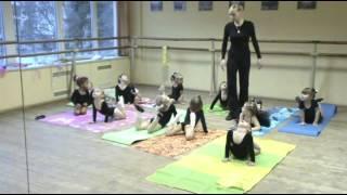 3 года урок хореографии DanZ Art.mp4
