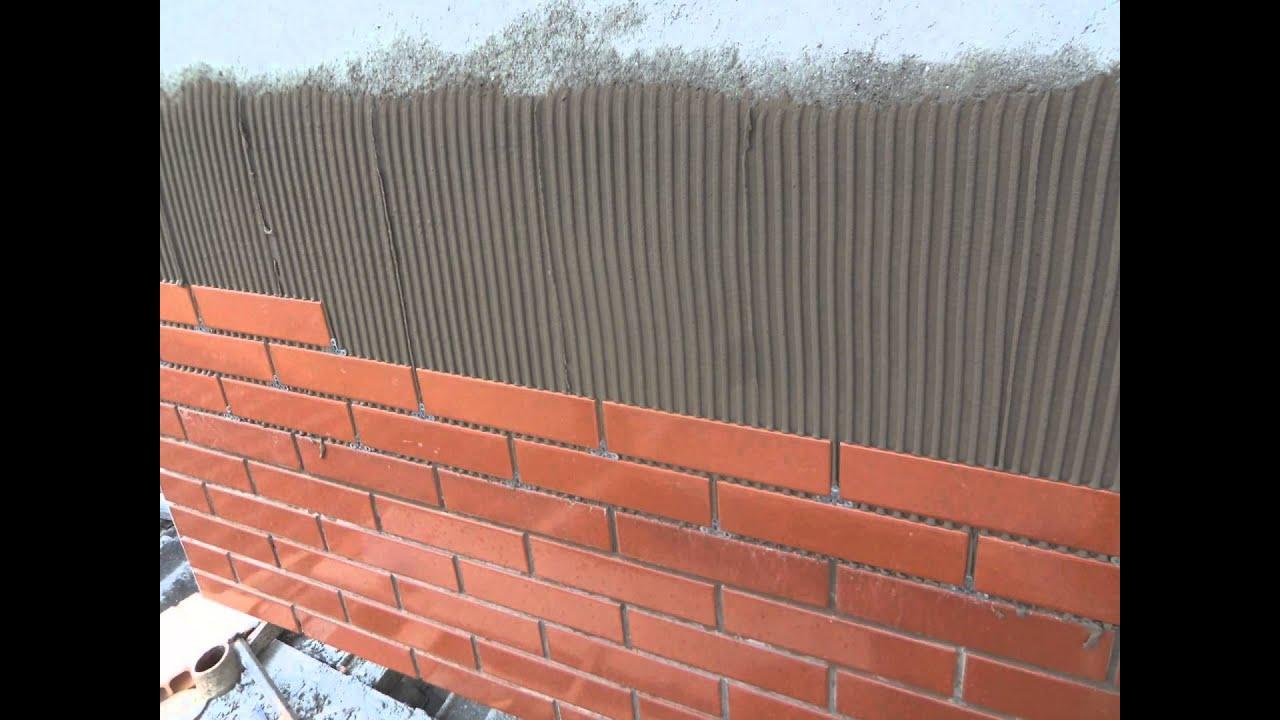 Assentamento cer mica pierini na fachada do sobrado for Fachadas de ceramica