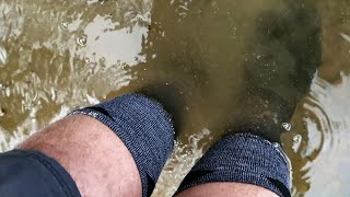 Sealskins waterproof socks product review. Are Sealskins worth the money?