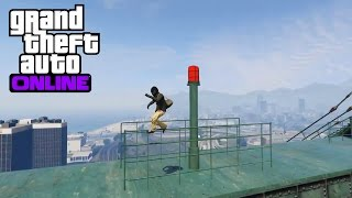 GTA 5 - The Mafia Challenge WINNER ! (Top 10 Stunts)