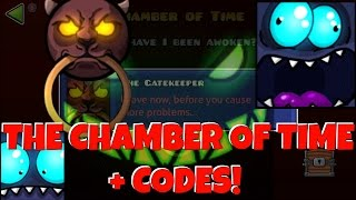 THE CHAMBER OF TIME + NEW CODES!
