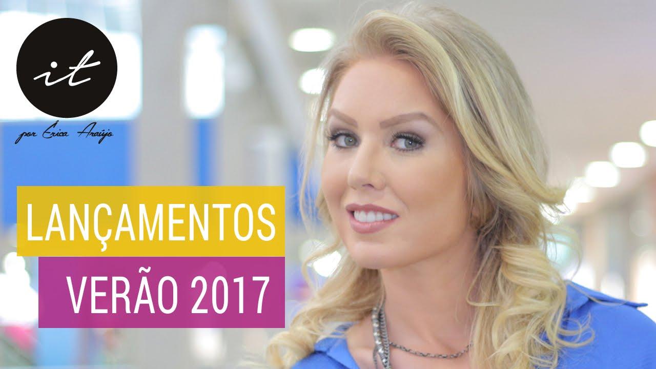 dfd1099f2 Moda Verão 2017: Tendências verão 2017 - #6 - Roupas - Vestidos -  Acessórios - Programa IT - YouTube