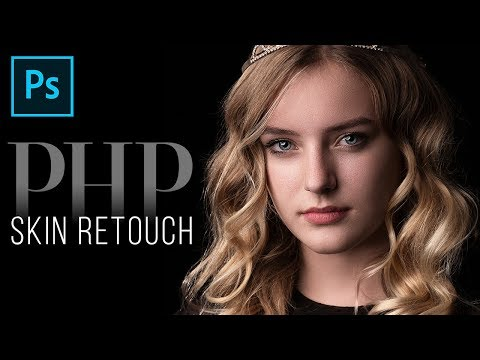 'PHP Method' of Frequency Separation in Photoshop