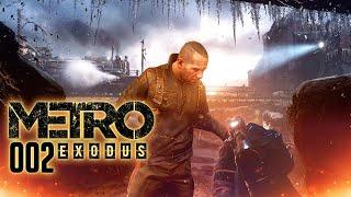 METRO EXODUS ☢️ 002: Eine Welt jenseits von Moskau