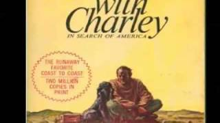 The Book Files - John Steinbeck's Travels With Charley