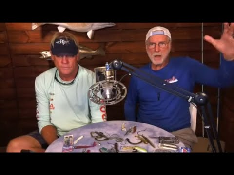 How To Fish DOA Lures With Mark Nichols And Blair Wiggins LIVE