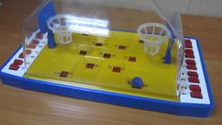 Обзор настольной игры Баскетбол