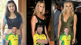Australia Cricket Players Wives and Girlfriend 2021   Australian Cricketers ICC T20 World Cup 2021