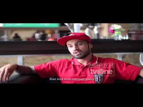 Kisah Liipaly dan Comvalius Bersama Bali United