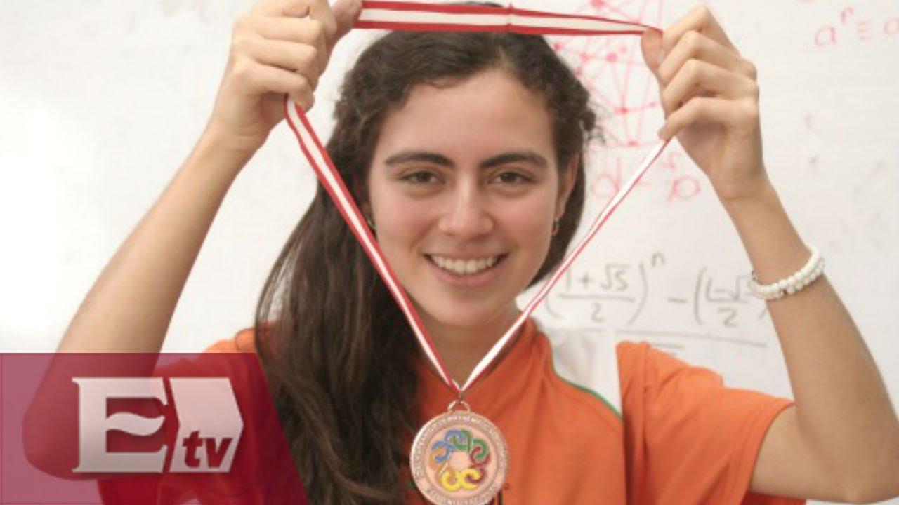 Ni a mexicana gana medalla de oro en olimpiada europea de for Que es una beta de oro