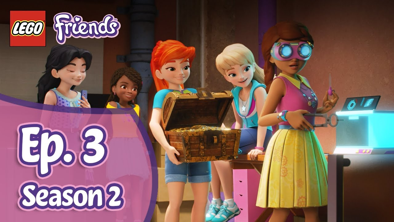 LEGO Friends 2019 Girls on a Mission - Never Stop ...