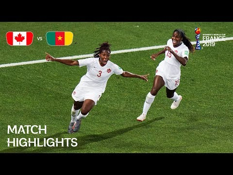 Canada v Cameroon – FIFA Women's World Cup France 2019™