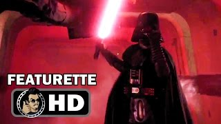 ROGUE ONE: A STAR WARS STORY Featurette Clip - Darth Vader (2016) Sci-Fi Action Movie HD