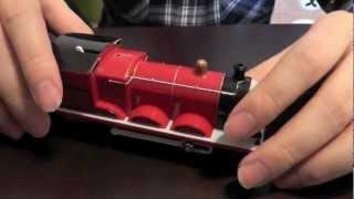 プラレール おしゃべりジェームス 修復作業 Plarail James Repair Trackmaster