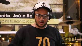 Tudo que eu Sou - ft. Alexandre Fininho na Batera - Luggi Instrumentos Musicais