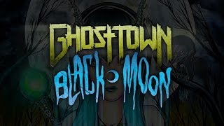 """Black Moon"" by Ghost Town Speed Painting Cover Art"