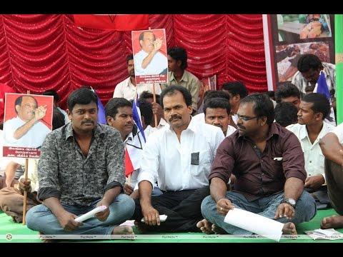 Rajini fans decides to go on hunger strike for insisting him to enter politics | Speech