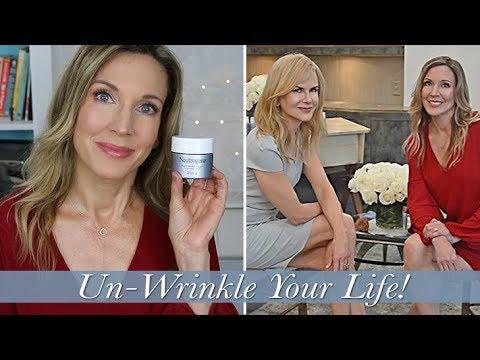 Un-Wrinkle Your Life With Neutrogena & Nicole Kidman!