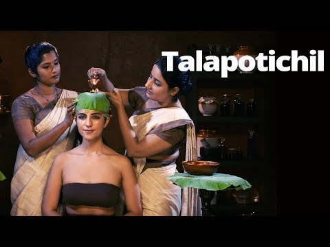 Ayurvedic Treatment For Hair And Scalp Issues - Talapotichil